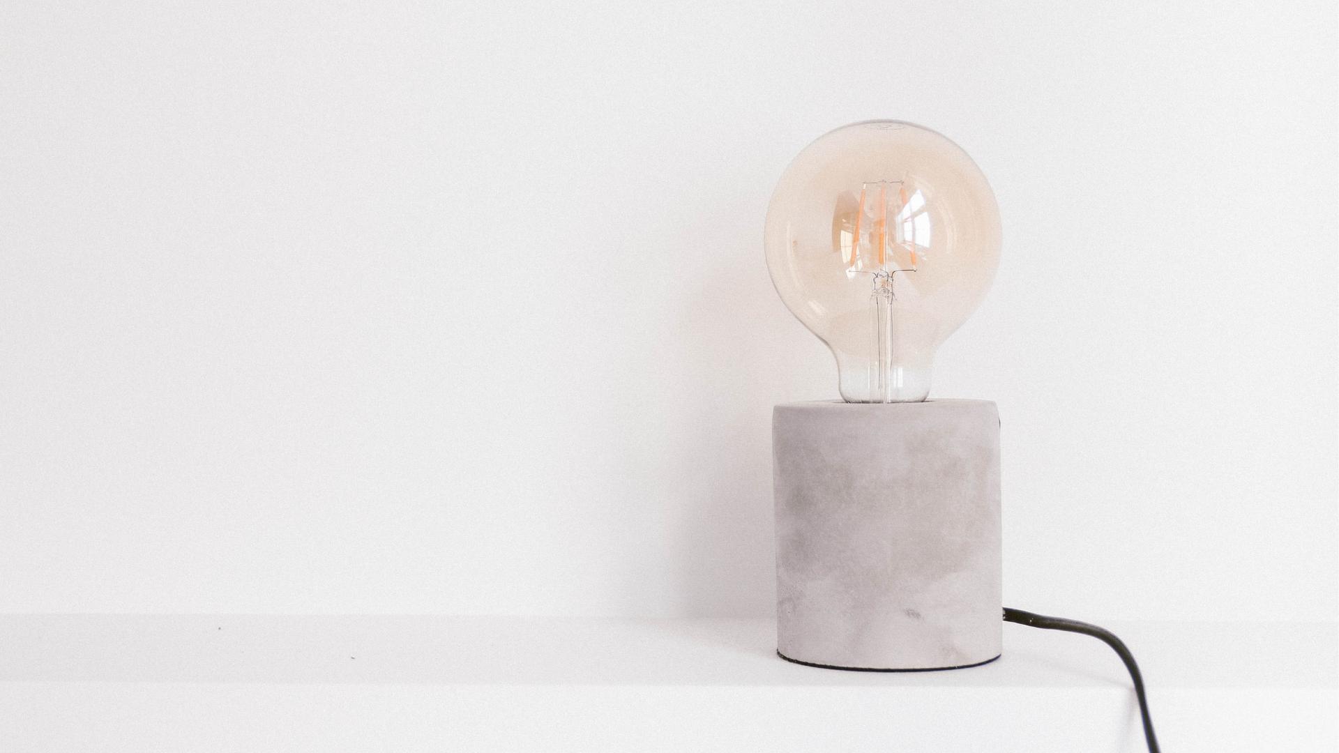 light-bulb-on-white-panel