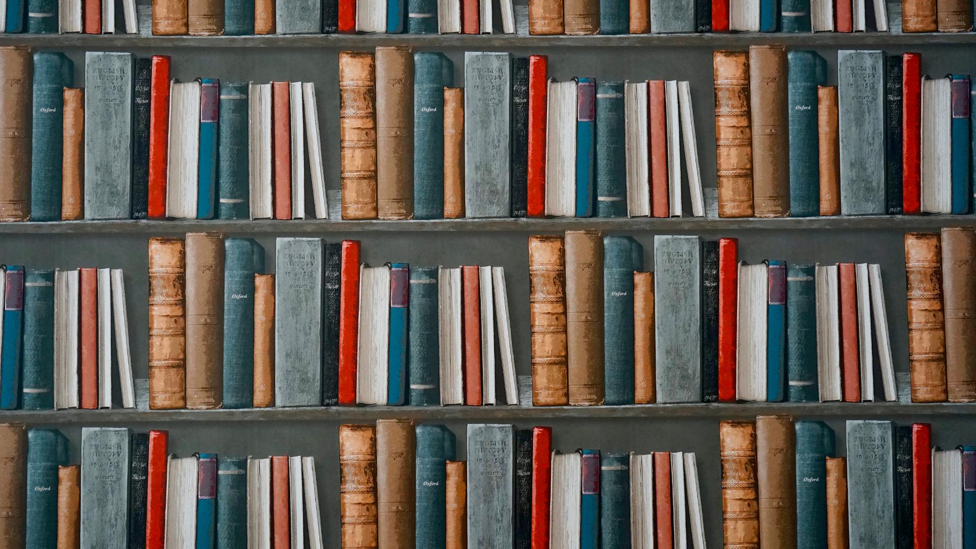books-on-booksshelves